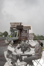 Pegasus Bridge, 1946/2017