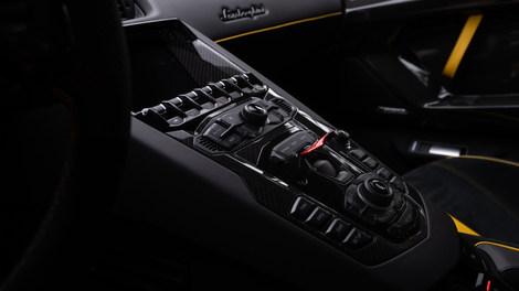 Aventador SuperVeloce Roadster
