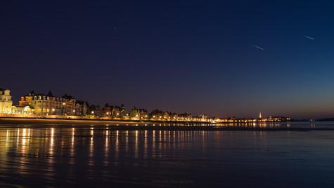 Night, St Malo
