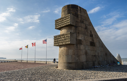 Omaha Beach Mémorial