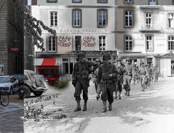 Café de l'Ouest 1944/2018