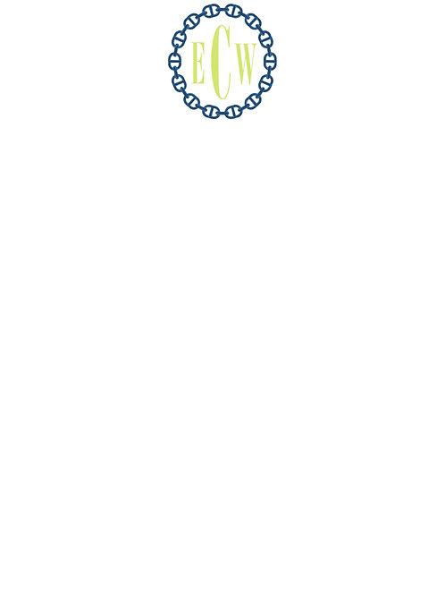 Chain Link w/Mono