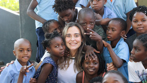 Fez voluntariado em Moçambique, criou uma marca e continua a ajudar aquele país