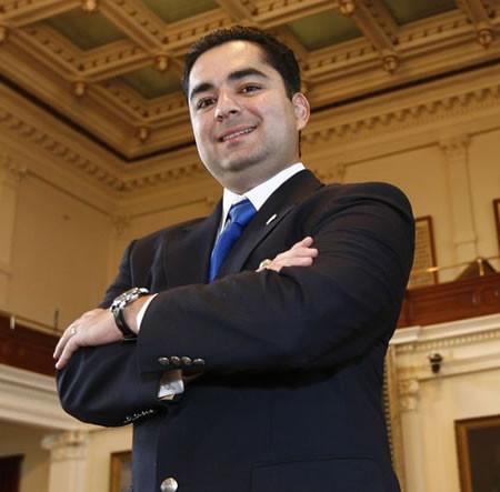 State Representative J.M.Lozano