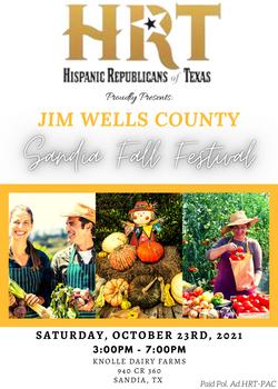 HRT JWC Sanda Fall Festival