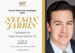 Virtual Meet the Candidate