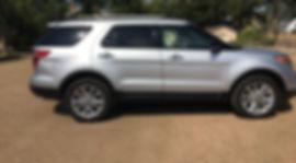 2013 Explorer AWD