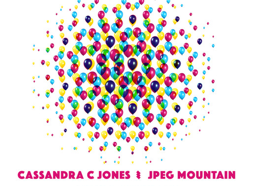 JPEG MOUNTAIN a Solo Exhibition at Porch Gallery
