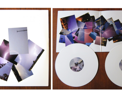 MIKAEL JORGENSEN & GREG O'KEEFE Album Cover and Gate Fold Art