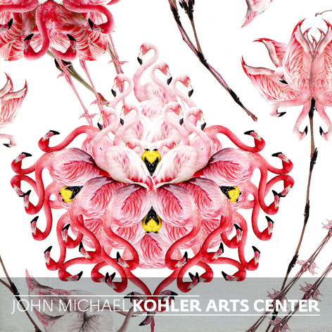 Kohler Arts Center Magazine, Cover