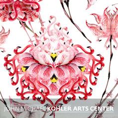 Kohler Arts Center Magazine, Cover