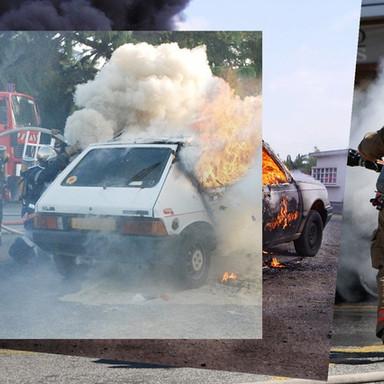 Car Fire, 2009