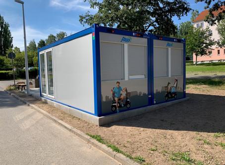 """""""Mobilstation Marienthal"""" wird am 17. Juli eröffnet"""