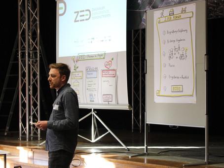 """2. ZED-Forum """"Marienthal – nachhaltig mobil"""""""