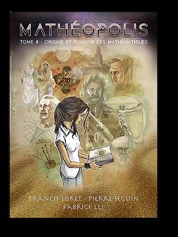 Mathéopolis Tome 0 - 1ère de couverture
