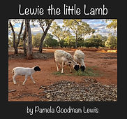 Lewie the Little Lamb storybook