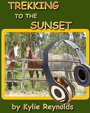 Trekking To The Sunset audio book