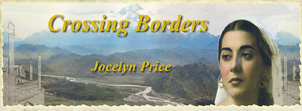 Story title - Crossing Borders - Outback Governess