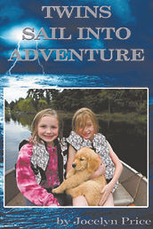 Book, Twins Sail Into Adventure, Jocelyn Price