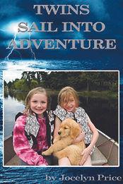 Book, Twins Sail Into Adventure, Jocelyn Price