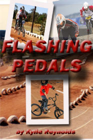 Book, Flashing Pedals - BMX Action Outback