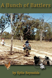 Cycling in the Australian Outback
