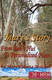 Book, Mary's Story, Mary Mitchell, Cunnamulla