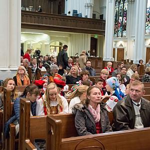 Msza w Katedrze