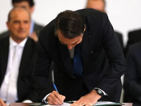 """""""Revogaço"""" do Governo Federal atinge 250 decretos"""