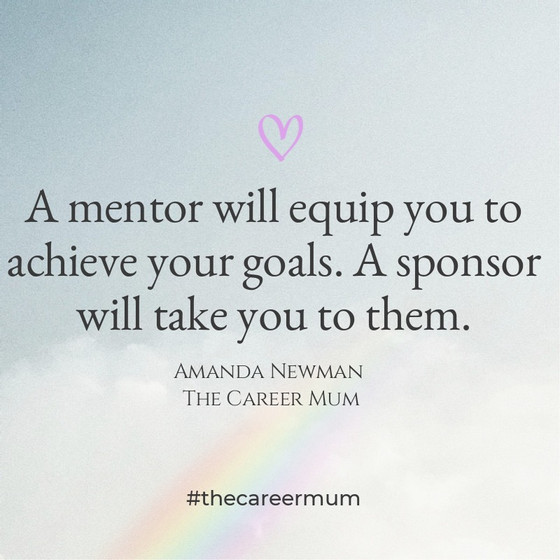 The power in finding your mentor 🤩