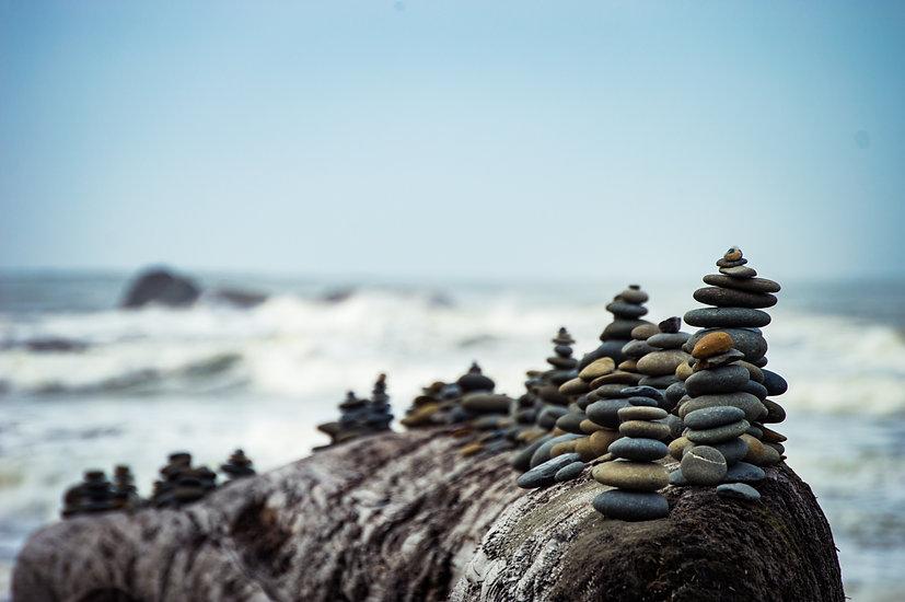Make Peace Rocks