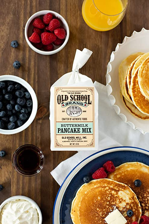 Old School Buttermilk Pancake Mix