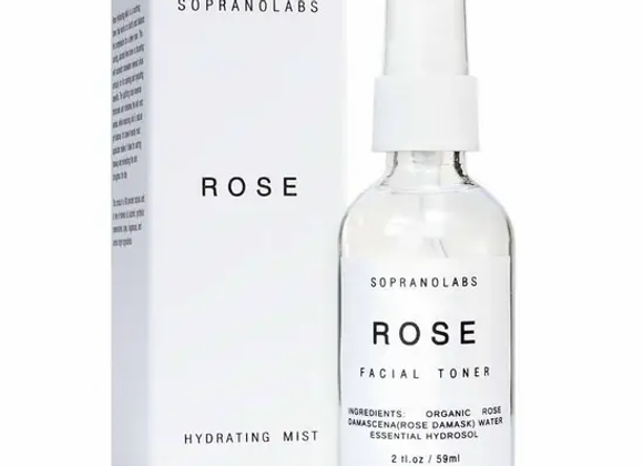Rose Hydrating Face Mist