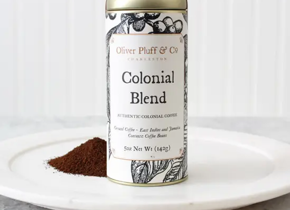 Colonial Blend Ground Coffee