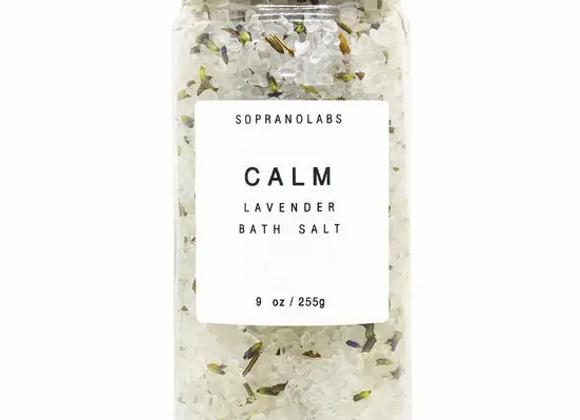 Lavender CALM Bath Salts