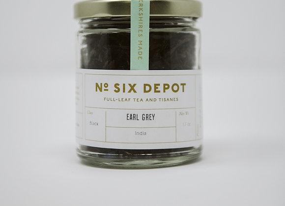 No. Six Depot Earl Grey Tea