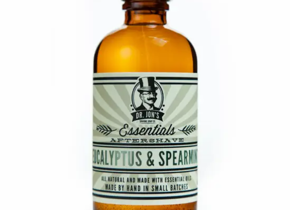 Dr. Jon's Eucalyptus & Spearmint Aftershave Tonic