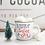 Thumbnail: Good Tidings of Comfort and Joy Campfire Mug