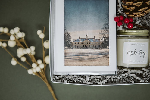 """Mount Vernon"" Notecards"