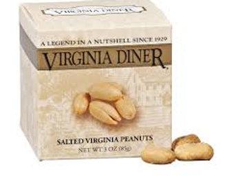 Salted Virginia Peanuts by Virginia Diner