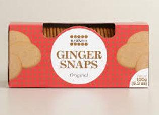 Nyaker's Ginger Snaps