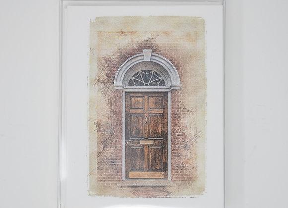 """""""Old Town Door"""" Notecards"""