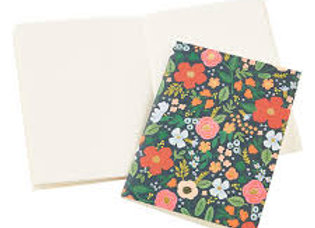 Rifle Paper Wild Rose Notebook