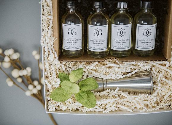 GrisGris Cocktail Syrup Boxed Set
