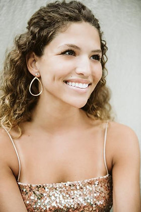 Simplicity Drop Earrings by MaddAlex
