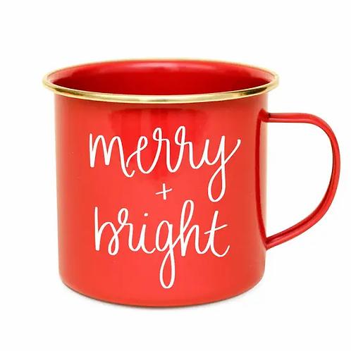 Merry & Bright Campfire Mug