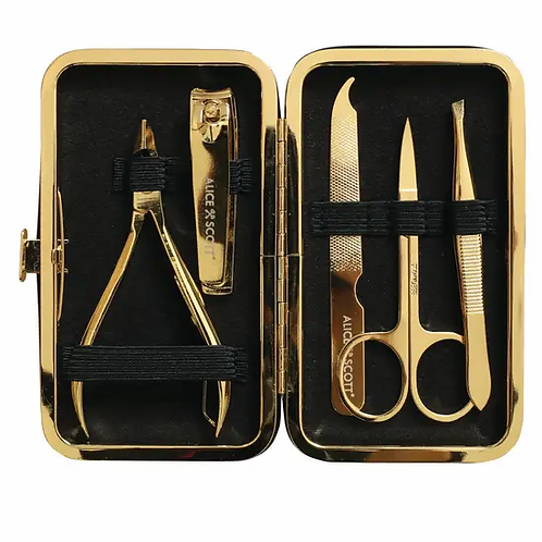 Deluxe Travel Manicure Set