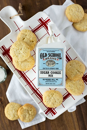 Old School Sugar Cookie Mix