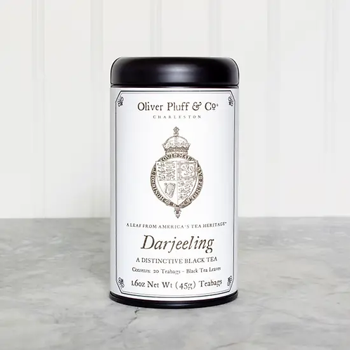Darjeeling Black Tea from Oliver Pluff & Co.