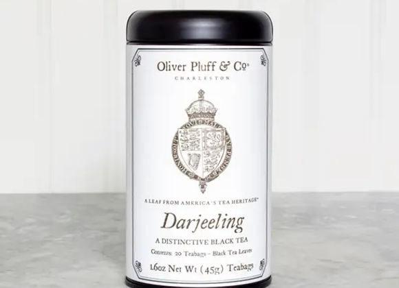 Darjeeling Black Tea from Oliver Pluff & Co.
